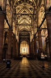 Cathedral of St Maria Assunta in Verona Royalty Free Stock Photo