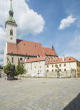Cathedral of st. martin bratislava slovakia europe Royalty Free Stock Images