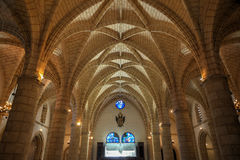 Cathedral of St. Mary of the Incarnation, Santo Domingo, Dominic royalty free stock photos