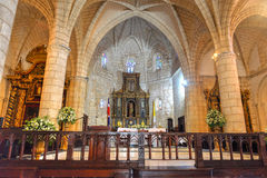 Cathedral of St. Mary of the Incarnation, Santo Domingo, Dominic Royalty Free Stock Image