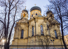 Cathedral of St. Mary Magdalene, Warsaw Royalty Free Stock Photo