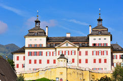 Castel Wolfsthurn Stock Images
