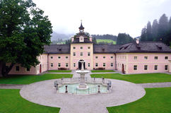 Castel Wolfsthurn Stock Photography