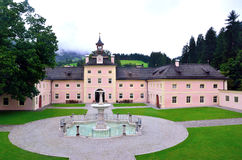 Castel Wolfsthurn  Royalty Free Stock Photo