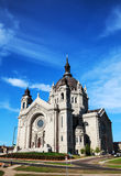 Cathedral of St. Paul, Minnesota Royalty Free Stock Photo