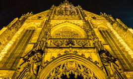 Cathedral of St. Peter and Paul, Brno Stock Photography