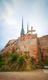 Cathedral of St. Peter and Paul, Brno Royalty Free Stock Images