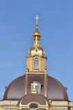 Cathedral In St.Peter And Paul Fortress Stock Photos