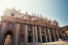 Cathedral of St Peters Royalty Free Stock Photography