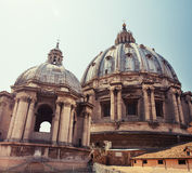 Cathedral of St Peters Royalty Free Stock Image
