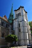 Cathedral St. Pierre Royalty Free Stock Image