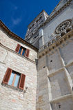 Cathedral of St. Ruffino-1 Stock Image