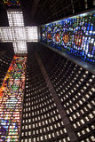 Cathedral St. Sebastian Rio de Janeiro Brazil Royalty Free Stock Photo