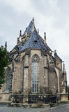 Cathedral of St. Sephan, Halberstadt, Germany Royalty Free Stock Images