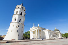 Cathedral of St. Stanislaus. Vilnius Royalty Free Stock Image