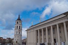 The Cathedral of St. Stanislav and St. Vladislav. Vilnius, Lithuania Europe Stock Photos