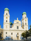 Cathedral St. Stephan Royalty Free Stock Photo