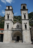 Cathedral of St Tryphon Royalty Free Stock Image