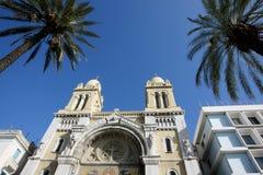 Cathedral of St Vincent de Paul Stock Photo