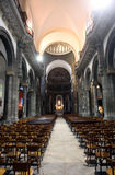 Cathedral of St Vincent de Paul in Tunis Stock Photography