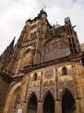 Cathedral of St.Vitus Royalty Free Stock Photography