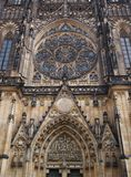 Cathedral of St.Vitus Royalty Free Stock Photo