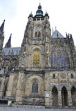 Cathedral St.Vitus from Prague in Czech Republic Royalty Free Stock Photo