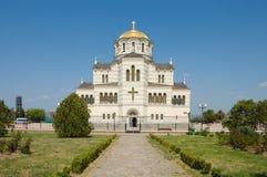 Cathedral of St.Vladimir. Chersonesus Stock Image