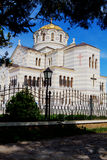 Cathedral of St. Vladimir. Chersonesus Royalty Free Stock Images