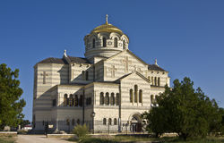 Cathedral of St. Vladimir, Sevastopol Royalty Free Stock Image