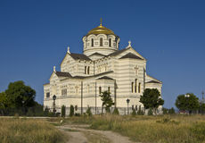 Cathedral of St. Vladimir, Sevastopol Stock Images