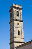 Cathedral of Tarquinia. Lazio. Italy. Royalty Free Stock Images