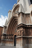 Cathedral of Tarragona Royalty Free Stock Photography