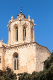 The Cathedral of Tarragona. Catholic church Stock Photos