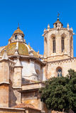 The Cathedral of Tarragona. Roman Catholic church Royalty Free Stock Image