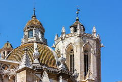 Cathedral of Tarragona, Spain Stock Photo