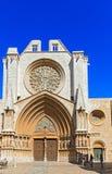 Cathedral of Tarragona Stock Photos