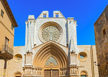 Cathedral of Tarragona, Spain. Stock Photography
