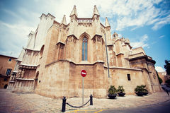 Cathedral in Tarragona Stock Photos