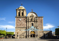 Cathedral of Tequila. Jalisco, Mexico stock images