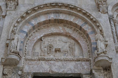Cathedral of Termoli Royalty Free Stock Photo