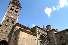 Cathedral in Teruel, Aragon,Spain Stock Photo