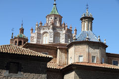 Cathedral in Teruel, Aragon,Spain Royalty Free Stock Photo