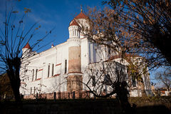 Cathedral of the Theotokos in Vilnius Stock Images