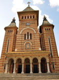 Cathedral Timisoara Royalty Free Stock Photos