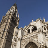 Cathedral of Toledo Stock Photo
