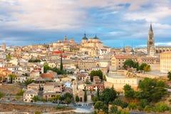 Cathedral of Toledo, Castilla La Mancha, Spain royalty free stock image