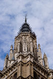Cathedral of Toledo Royalty Free Stock Photos