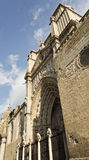 Cathedral of Toledo Stock Image