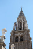 Cathedral of toledo, the main tower Royalty Free Stock Photo